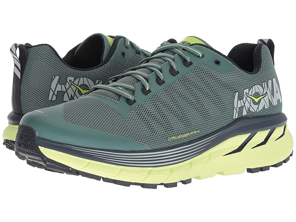 Hoka One One Challenger ATR 4 (Silver Pine/Chinos Green) Men