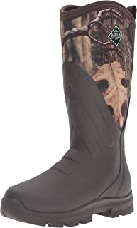 Woody Grit Rubber Men's Work/Hunting Boot