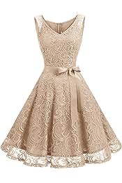Amazon Fr Style Champetre Robes Femme Vetements