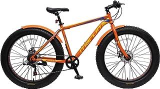 Marlin Fat Bike (Fat Tyre Cycle) - Rock Rider ST - 26X4.0 inch - Lifetime Frame Warranty