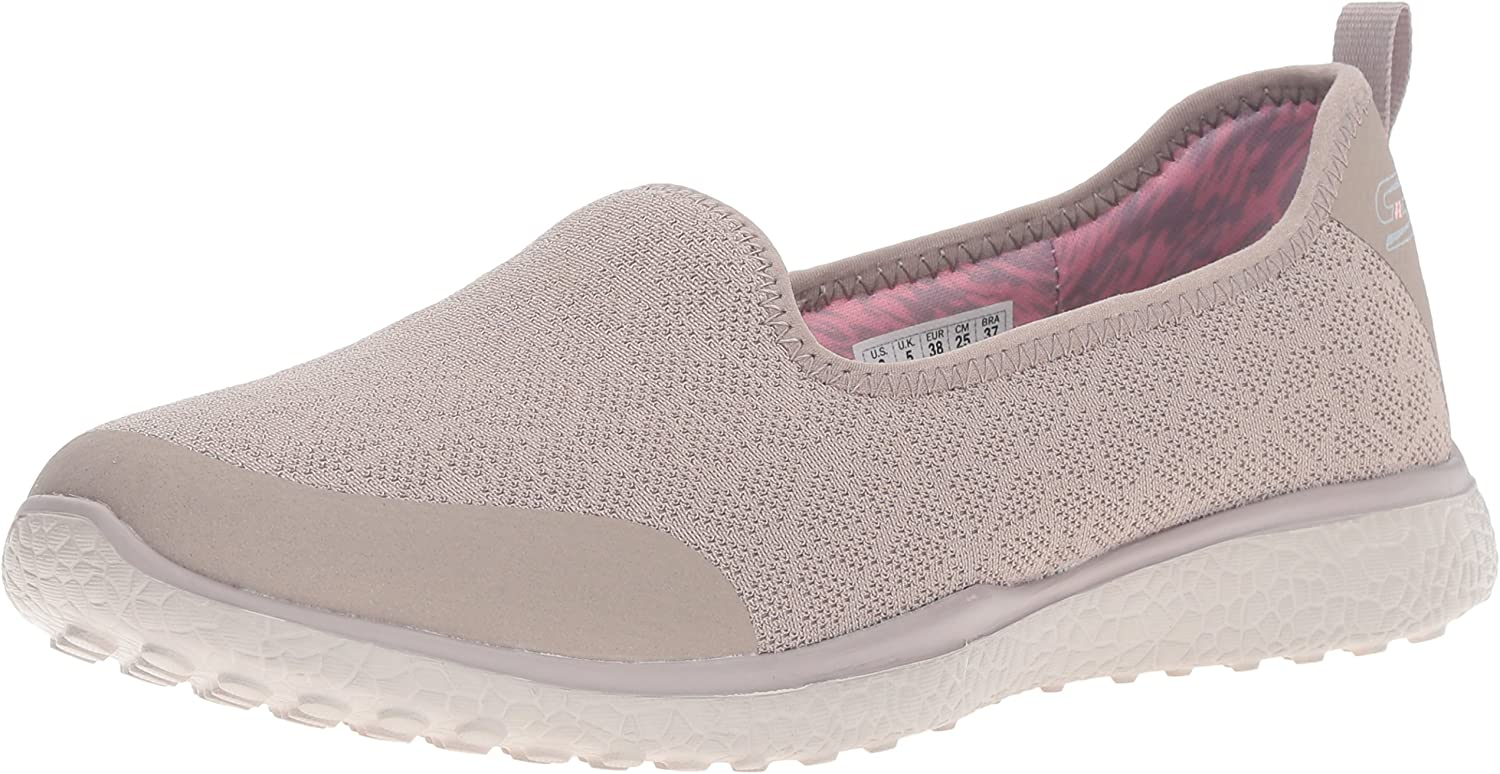 Skechers Womens Microburst Its My Life Fashion Sneaker