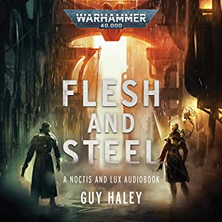 Flesh and Steel: Warhammer Crime: Warhammer 40,000