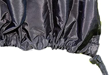 COLIBROX BBQ Grill Cover 15 Serving Indoor and Outdoor Round GGR240L :New