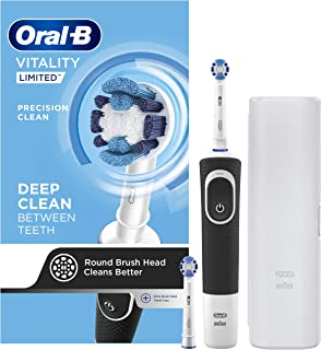 Oral-B Vitality Limited Precision Clean Rechargeable Toothbrush, Black