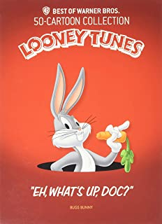 Best Of Warner Bros. 50 Cartoon Collection - Looney Tunes (Iconic Moments Ll)