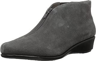 ankle boots grau