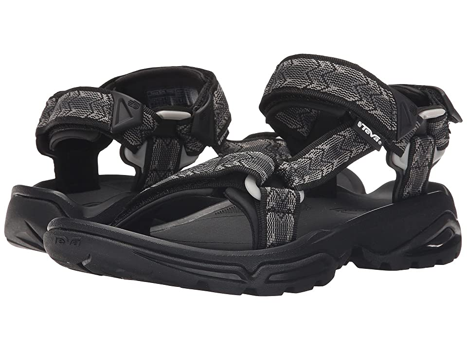 Teva Terra FI 4 (Cross Terra Black) Men