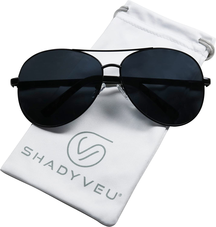 Unisex Sunglasses Classic Aviator Glasses Casual Sun Glasses Accessories ND