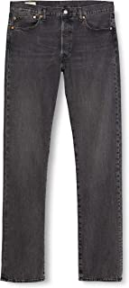 Levi's Men's 501 Button Fly B&t Straight Jeans