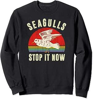 Best seagulls stop it now sweatshirt Reviews