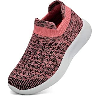 Troadlop Mens Shoes Mesh Breathable Lightweight Knit Athletic Running Walking Gym Tennis Shoes