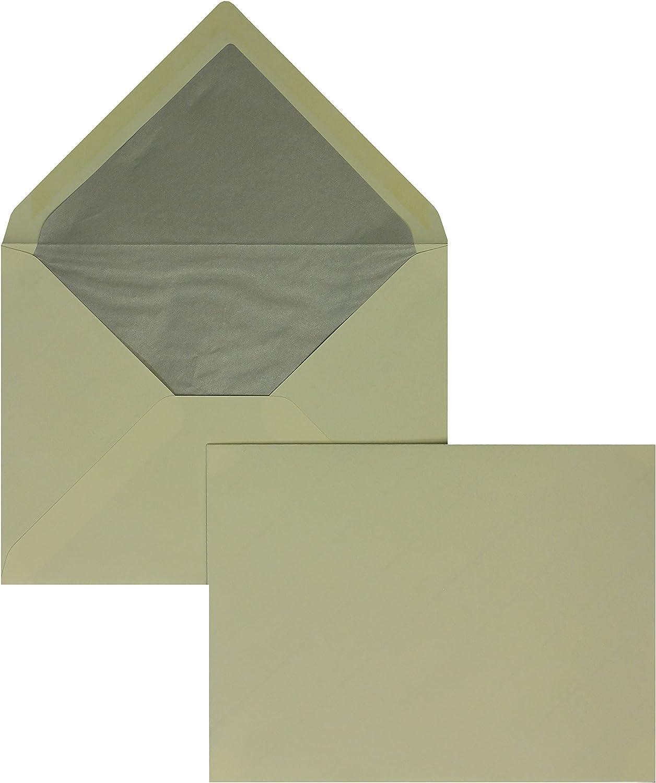 Blanke Briefhüllen - 100 Briefhüllen im Format 165 x x x 215 mm in Cremeweiß B00FPO56QY | Luxus  af0cc7