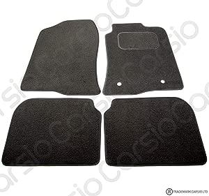 Carsio CSCM4778 Tailored Car Floor Mat  Black