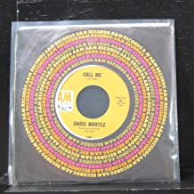 Go Head On and Call Me - Chris Montez (Vinyl Record - 45 Single)