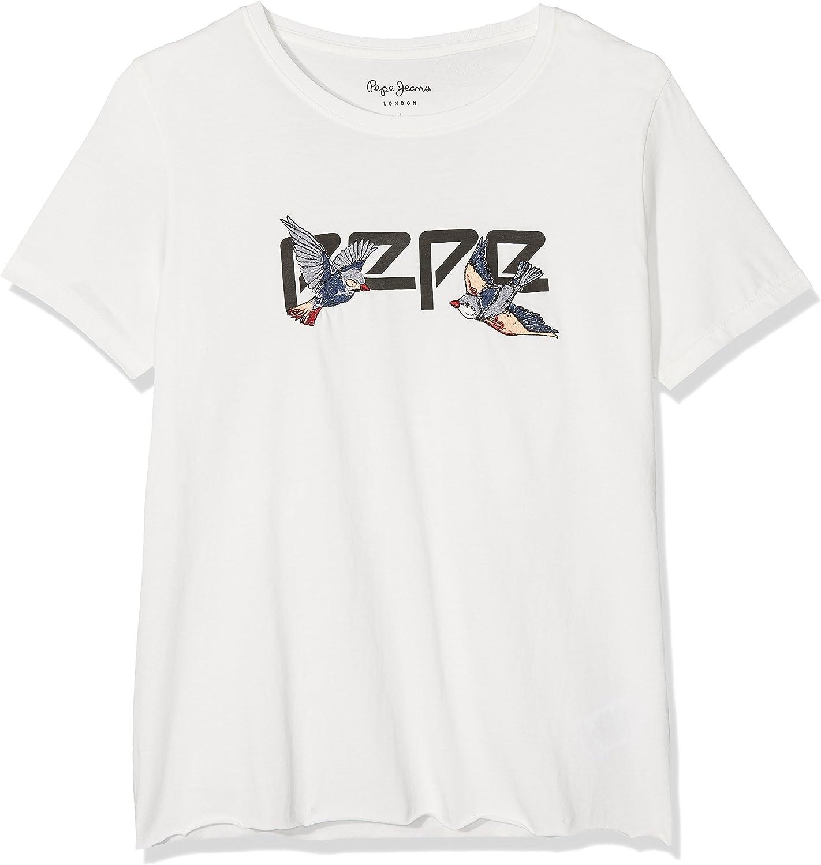 Pepe Jeans Diana Camiseta para Mujer