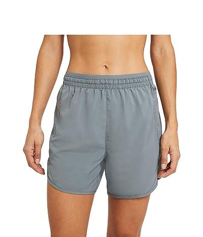 Nike Tempo Luxe Shorts 5 (Smoke Grey/Smoke Grey/Reflective Silver) Women