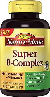 Nature Made Super-B Complex 360 Tablets