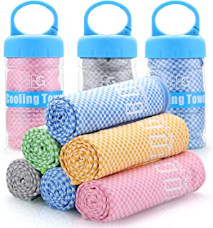 BOGI Cooling Towel for Instant Cooling - Use as Cooling...