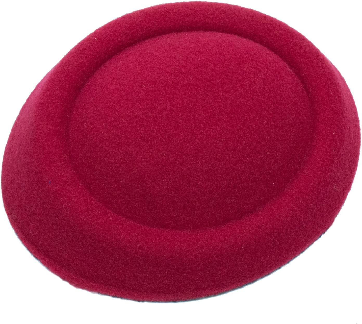 Oval Pillbox Stewardess Fascinator Hat Base 5