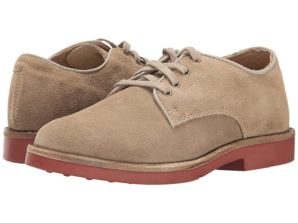 Polo Ralph Lauren Kids Barton Oxford (Little Kid/Big Kid) (Dirty Buck Suede) Boys Shoes