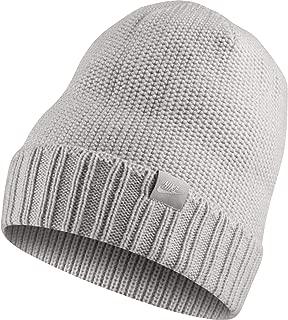 Unisex Honeycomb POM Knit Beanie Grey Heather/Wolf Grey 925417-050