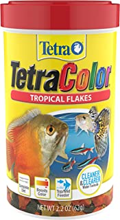 Tetra TetraColor Tropical Fish Food Flakes 62 g
