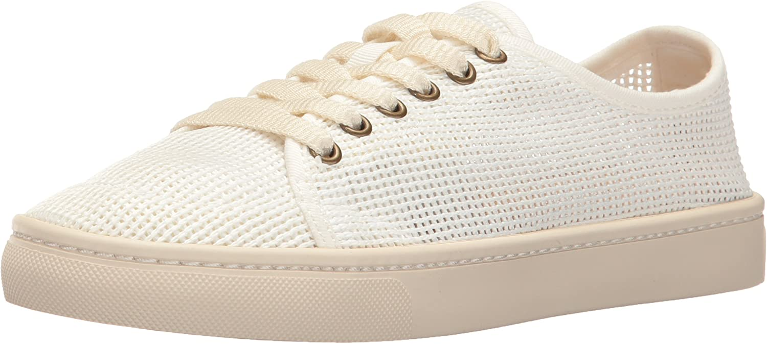 Soludos Womens Mesh Lace Up Sneaker Fashion Sneaker