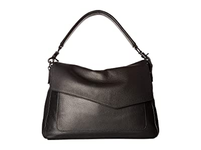 Botkier Cobble Hill Slouch Hobo (Black) Hobo Handbags