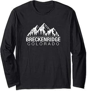 Colorado Gift Shirt - Breckenridge Long Sleeve T-Shirt