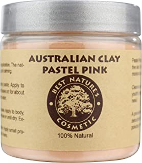 Australian Paste Pink Clay 8 oz by Best Nature's