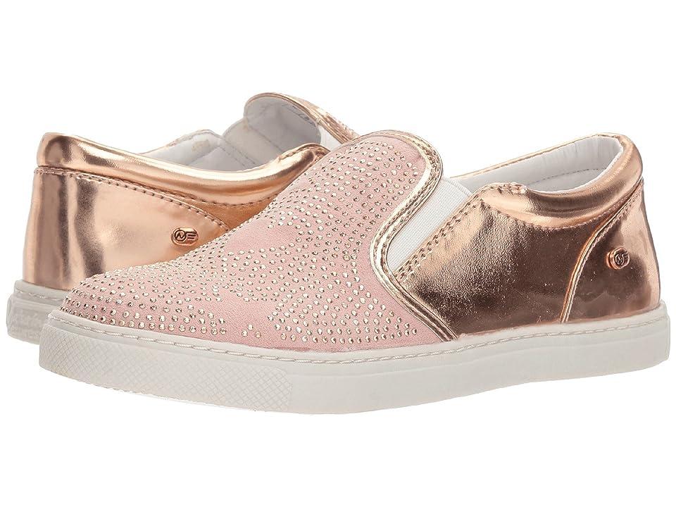 Naturino Express Ottavia (Toddler/Little Kid) (Rose Gold) Girls Shoes