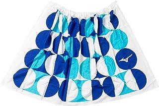 MIZUNO(ミズノ) ラップタオル 巻きタオル N2JY9000 ブルー&ピンク M~Lサイズ
