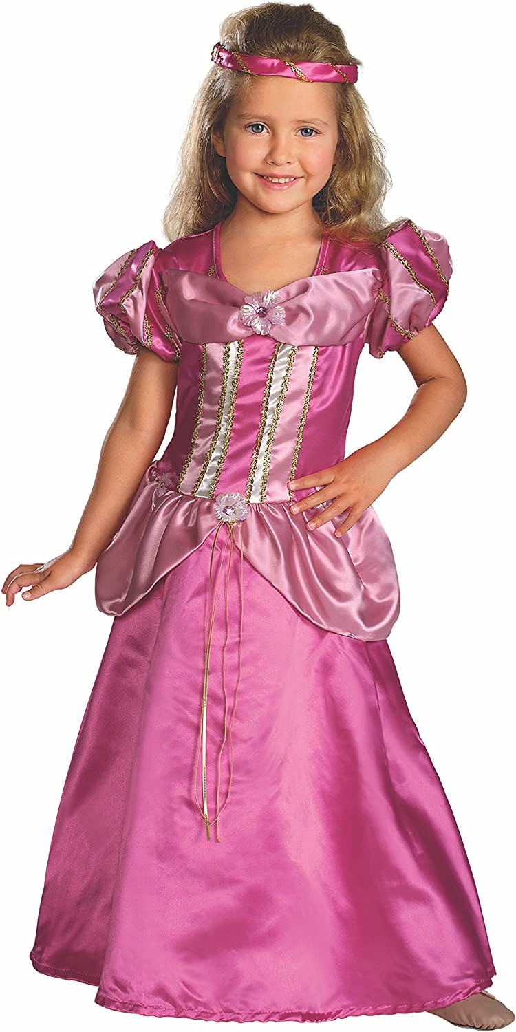Rubie's Fairy Tale Princess Costume, Toddler (12 Years) by Rubie's Costume Co