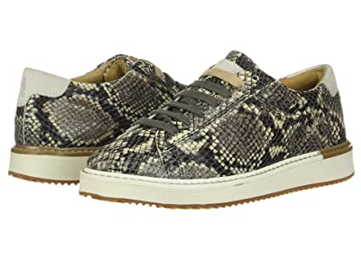 Hush Puppies Sabine Sneaker (Natural Snake Leather) Women