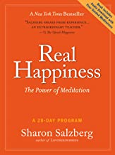 Real Happiness: The Power of Meditation: A 28-Day Program, Regular Version (English Edition)