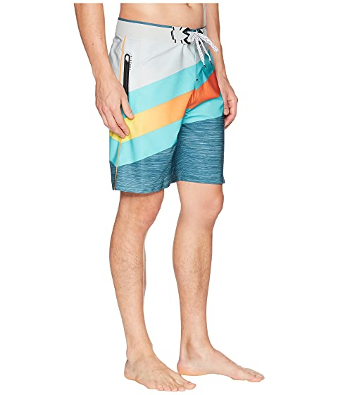 Mirage MF Ultimate Rip Boardshorts Curl verde React AqwEBfx5
