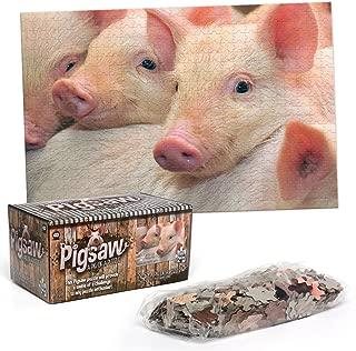 IGGI Pigsaw Jigsaw Puzzle (550 Pieces)