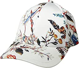 Botanical Floral Baseball