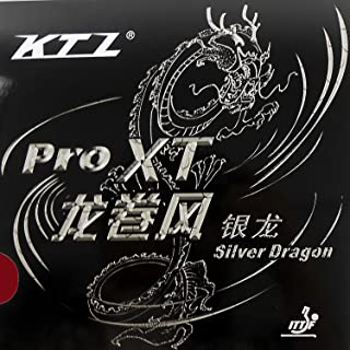 KTL Pro XT Silver Dragon Pips in Table Tennis Rubber Sheet