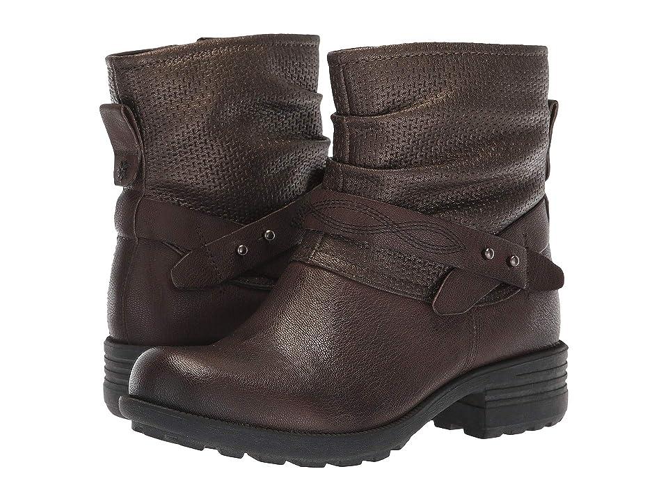 Rockport Cobb Hill Collection Cobb Hill Brunswick Cuff Boot (Stone Metallic Multi) Women
