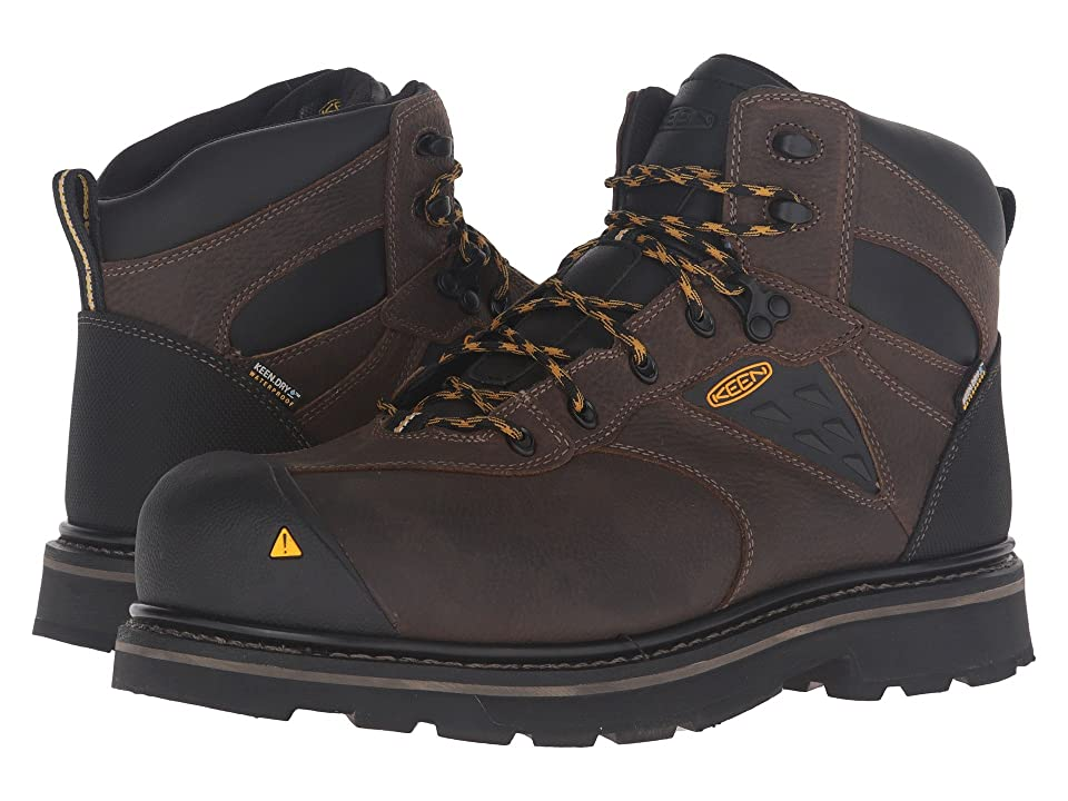Keen Utility Tacoma WP (Cascade Brown/Tawny Olive) Men