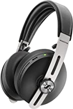 Sennheiser Momentum 3 Wireless Noise Cancelling Headphones with Alexa, Auto On/Off, Smart Pause Functionality and Smart Co...