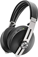 New Sennheiser Momentum Wireless Noise Cancelling Headphones with Auto On/Off, Smart Pause Functionality and Smart Control App