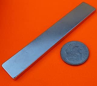 Super Strong Neodymium Magnet N42 3 x 1/2 x 1/8