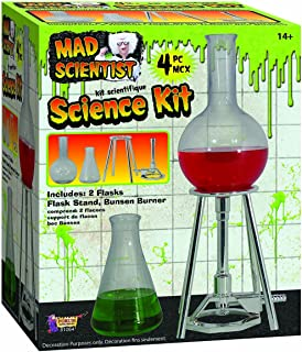 Forum Novelties 81064 Party Decorating Kit, Mad Scientist, One Size