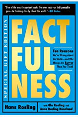 Factfulness Illustrated: Ten Reasons We're Wrong About the World--and Why Things Are Better Than You Think Hardcover