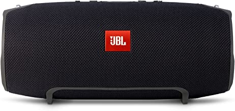 JBL Xtreme Portable Wireless Bluetooth Speaker - Black - (Renewed)