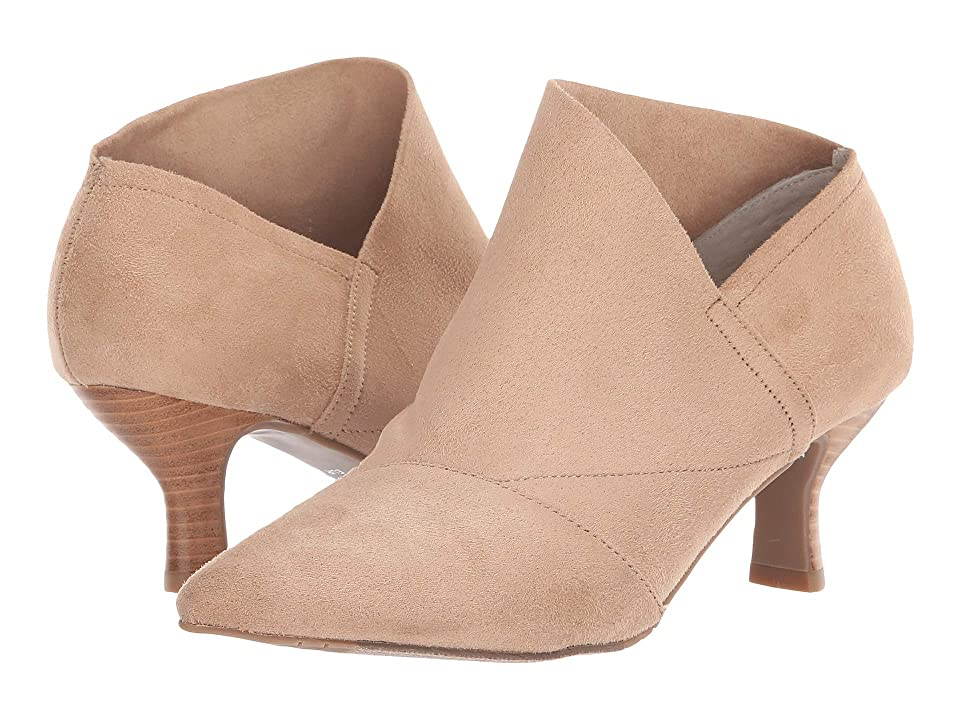 Adrianna Papell Hayes (Oat Stretch Micro Suede) Women