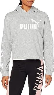 PUMA Women's Amplified Cropped Hoody