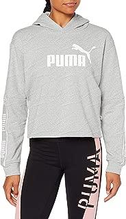 PUMA Women's Amplified Cropped Hoody TR